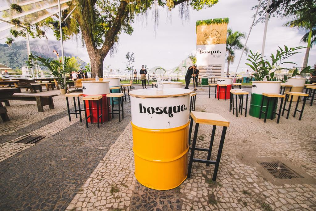 Bosque Bar Jockey Club Rio de Janeiro